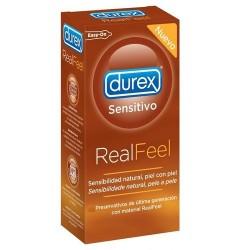 Preservativos Durex Real...