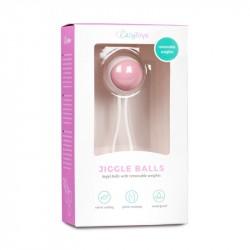 Bolas Chinas Jiggle Balls Rosa