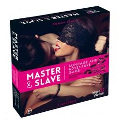 Juego Master Slave Bondage...
