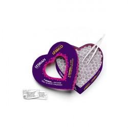 Corazón Erótico Lésbico