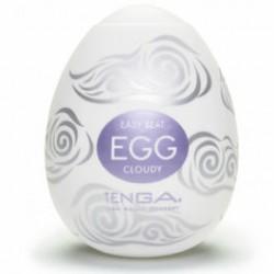 Huevo Masturbador Tenga Cloudy