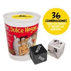 Dados con Cubilete Hetero...
