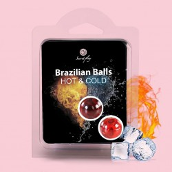 Brazilian Balls Hot And Cold
