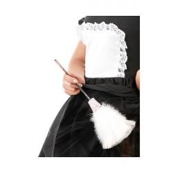 Plumero Doncella Blanco