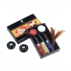 Kit Juego Secreto de Geisha
