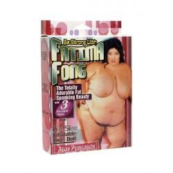 Muñeca gorda china Fátima